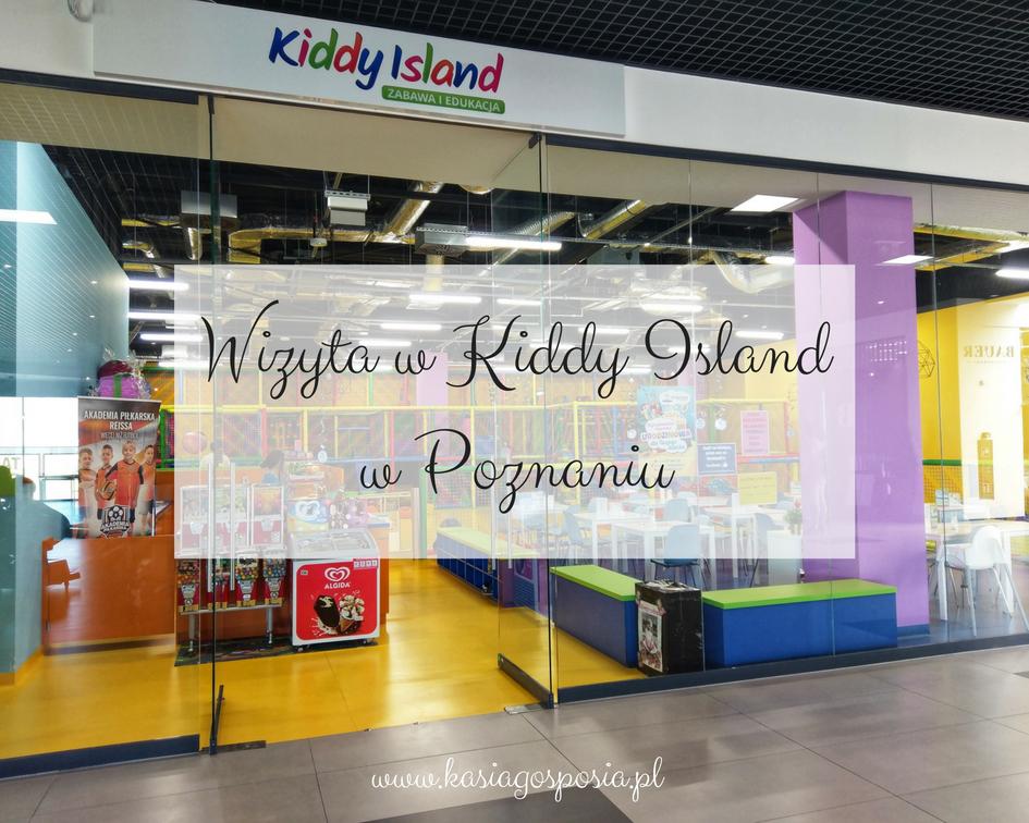 Kiddy Island wPoznaniu