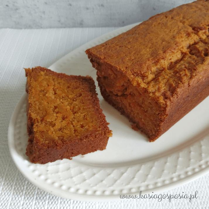ciasto marchewkowe dla alergika